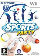 Sports Party packshot