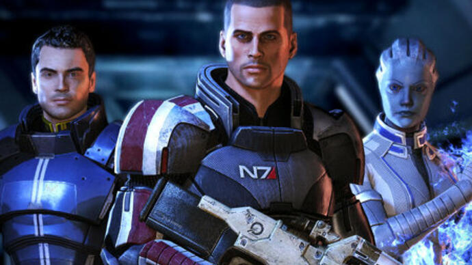 Mass Effect 3 action figures to come with exclusive DLC