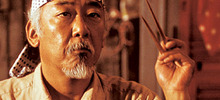 Mr Miyagi ser� um dos bosses de Reality Fighters