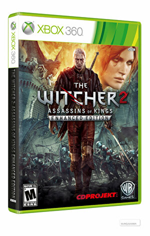 While there is less sex in The Witcher 2 than its predecessor, lovemaking is ...