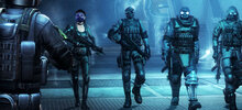 Resident Evil: Operation Raccoon City - Antevis�o