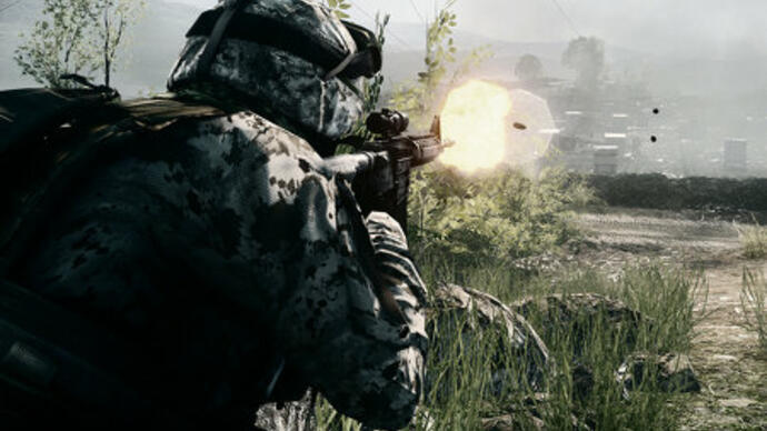 New Battlefield 3 patch fixes PS3 VOIP issues