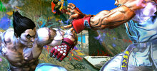 Avance de Street Fighter X Tekken