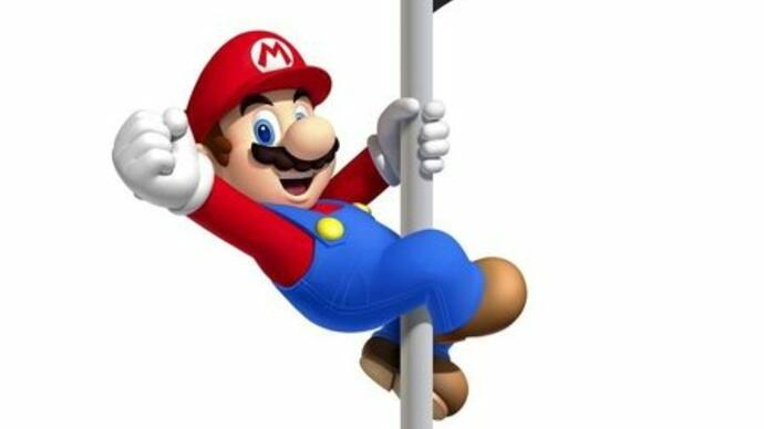 3DS Ambassador Super Mario Bros. game updated