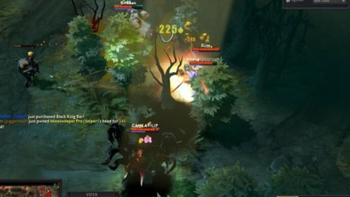 Dota 2: Valve confirms LAN mode and mod support