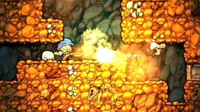 Spelunky Preview: This Year's XBLA Masterpiece?