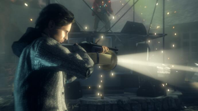 Alan Wake PC update due this week