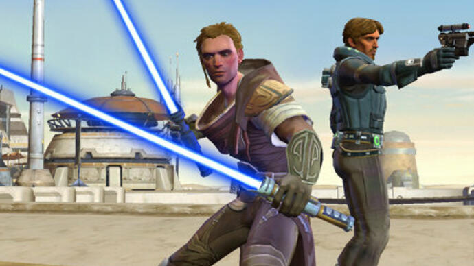 Star Wars: The Old Republic update 1.2 previewed