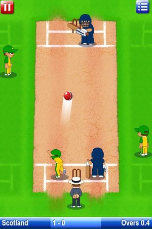 App of the Day: Big Cup Cricket