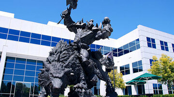 Blizzard axing 600 staff worldwide