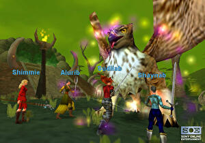 Sony shutting down PS2 MMO EverQuest Online Adventures