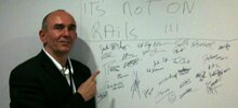 Peter Molyneux �ber Fable: The Journey - Interview