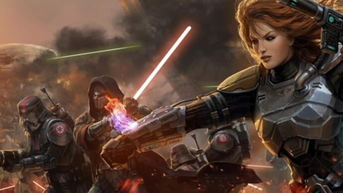 SWTOR Game Update 1.2 'Legacy' announced