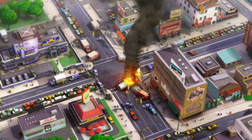 GDC: EA builds a brand-new SimCity for PC