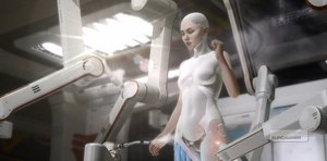 'Quantic Dream fala sobre Kara' Screenshot 2