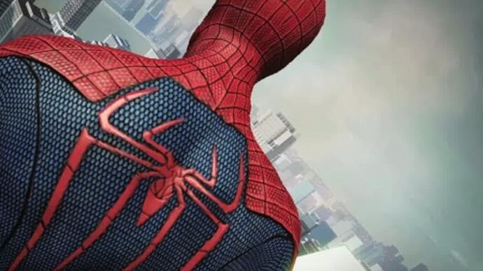The Amazing Spider-Man Preview: Peter Parkour