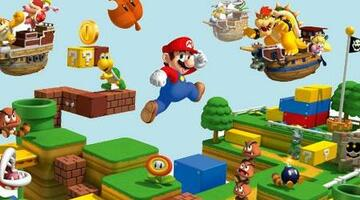 "Nintendo calls Super Mario 3D Land an ""entry point"" for consumers"