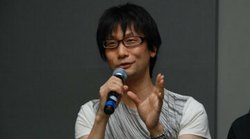 "Kojima: Japanese games behind in ""technology, gameplay and world view"""