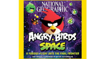 Angry Birds Space teams with National Geographic