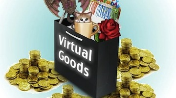 $500 Million in US mobile virtual goods expected in 2012