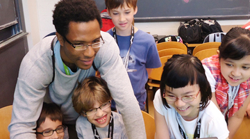 ESA research shows rise in game design summer camps