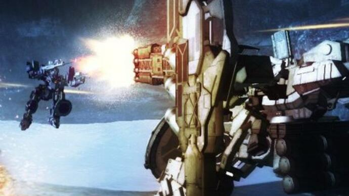 Armored Core 5Review