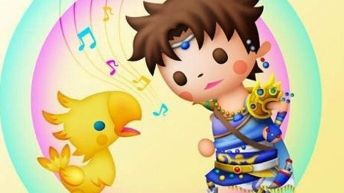 Bizarre Final Fantasy music spin-off confirmed forEurope