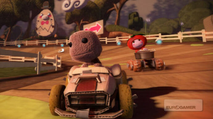 Sony makes LittleBigPlanet Karting official with debuttrailer