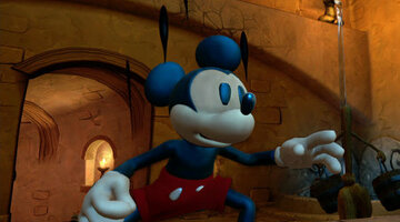 "Disney's Spector ""desperately"" wants to port Epic Mickey to PS3, 360"