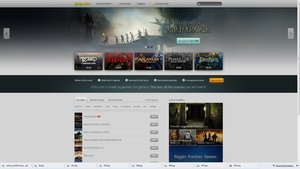 'GOG.com relaunched to sell newer PC games' Screenshot gog