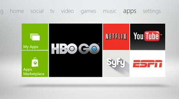 Xbox Live sees entertainment category surpass online gaming