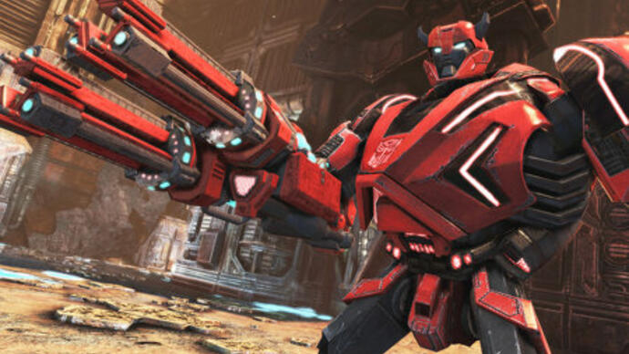 Transformers: Fall of Cybertron release date announced