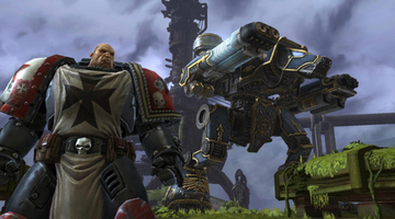 "THQ announces 100+ new layoffs with Warhammer 40K ""refocus"""