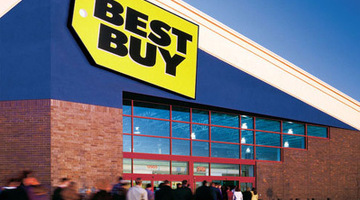 Best Buy cutting 50 US stores, 400 jobs