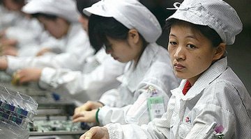 "Foxconn inspection highlights ""significant issues"""