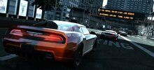 Ridge Racer Unbounded - Test