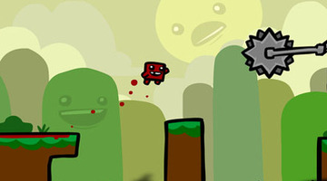 Super Meat Boy launching iOS version