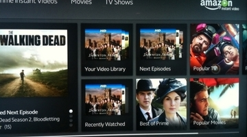 Amazon Instant Video streaming comes to PlayStation 3