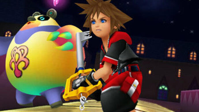 Japan chart: 3DS sales spike thanks to new KingdomHearts