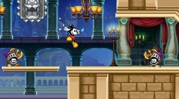 Disney's Epic Mickey comes to 3DS with Sega Genesis follow-up