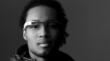 "Google unveils augmented reality headset ""Project Glass"""