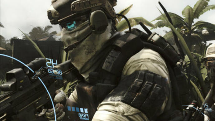 Ghost Recon: Future Soldier console betaannounced