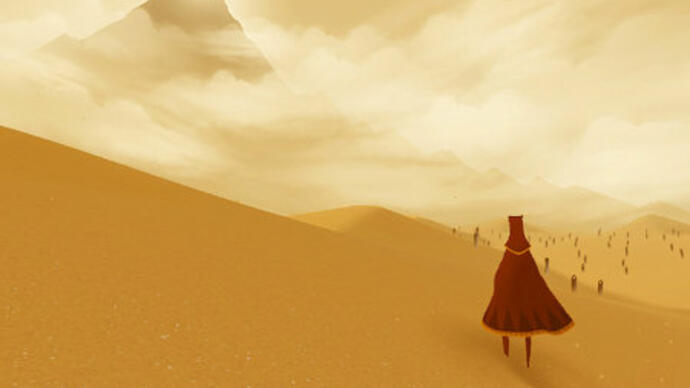 Journey tops March PSN sales chart