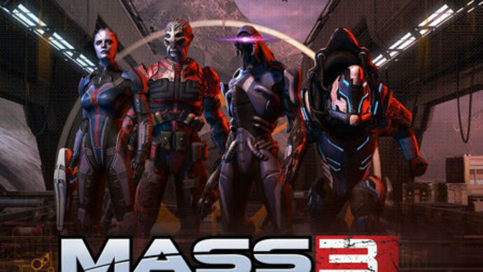 Mass Effect 3 patch out on PS3 and Xbox 360 today