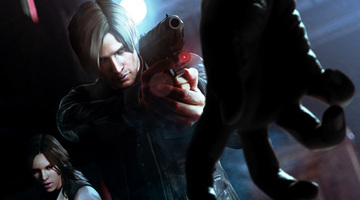 Resident Evil 6 now coming October 2