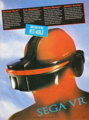 'Reality Crumbles: Whatever Happened to VR?' Screenshot 5
