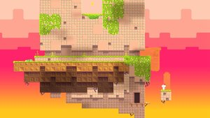 'Fez Review' Screenshot 1