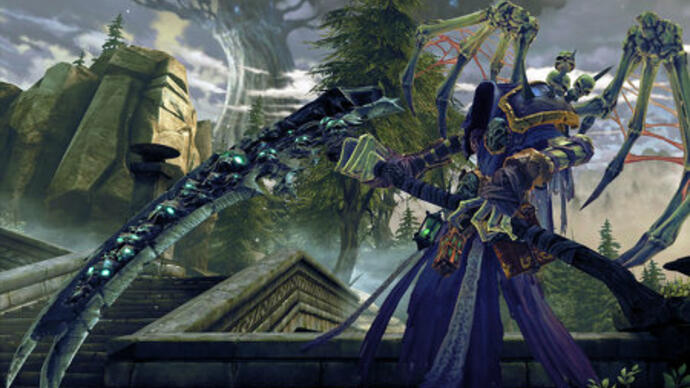 THQ quiet on possible Darksiders 2 release date delay