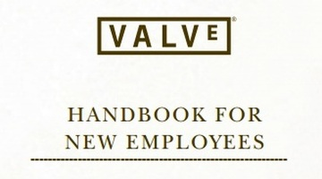 Valve confirms legitimacy of employee handbook