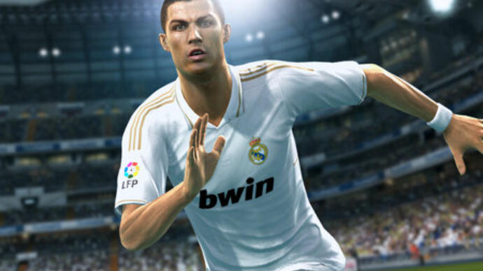 PES 2013 announced with new gameplay video